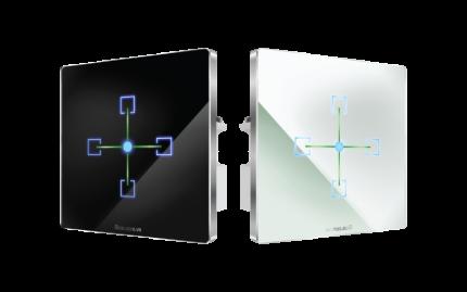 công tắc cảm ứng thông minh vuông nhà thông minh bình dương